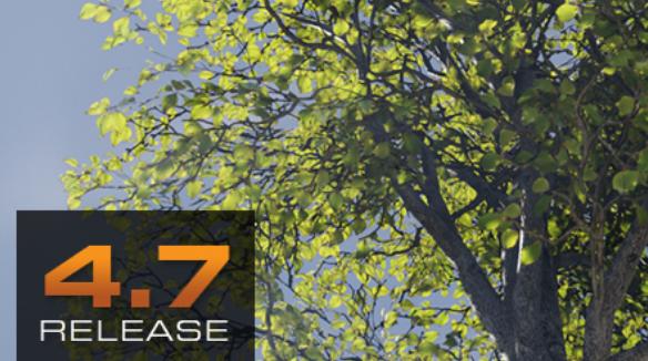Обновление Unreal Engine 4.7