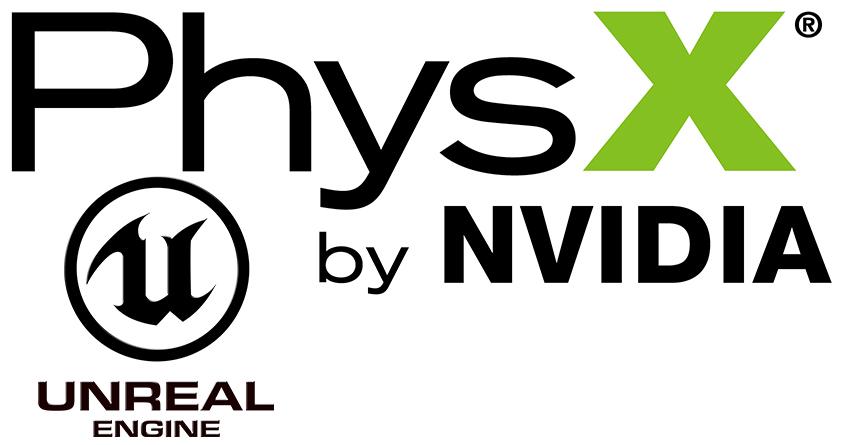 Исходники PhysX открыты для UE4